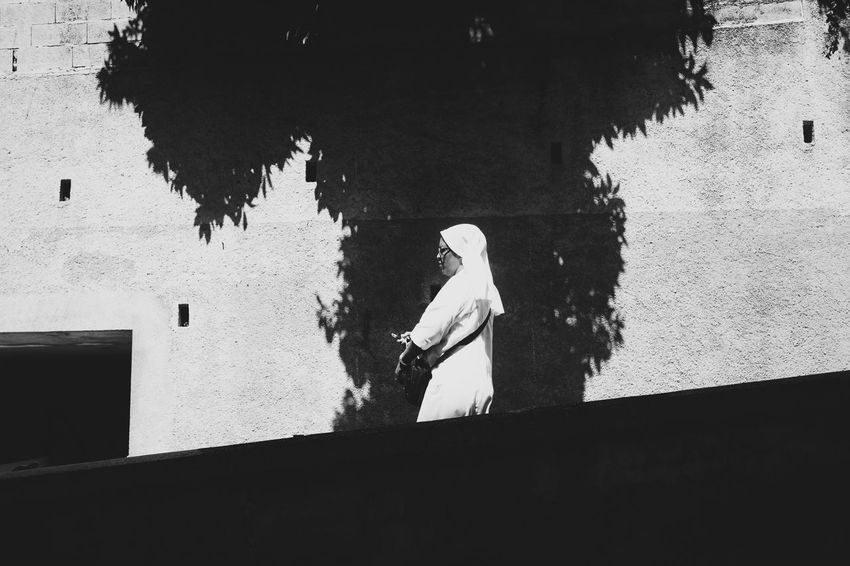 Photos from summer ** Sister Full Length Silhouette Focus On Shadow Long Shadow - Shadow Shadow Walking Street Scene
