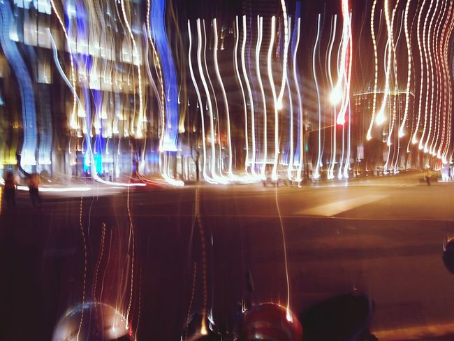 Play with lights. Long Exposure Color Pattern ARC132ACT1 Nuartapp First Eyeem Photo