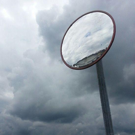 Trasig Spegel V ästerlanda Lillaedet broken mirror nofilter