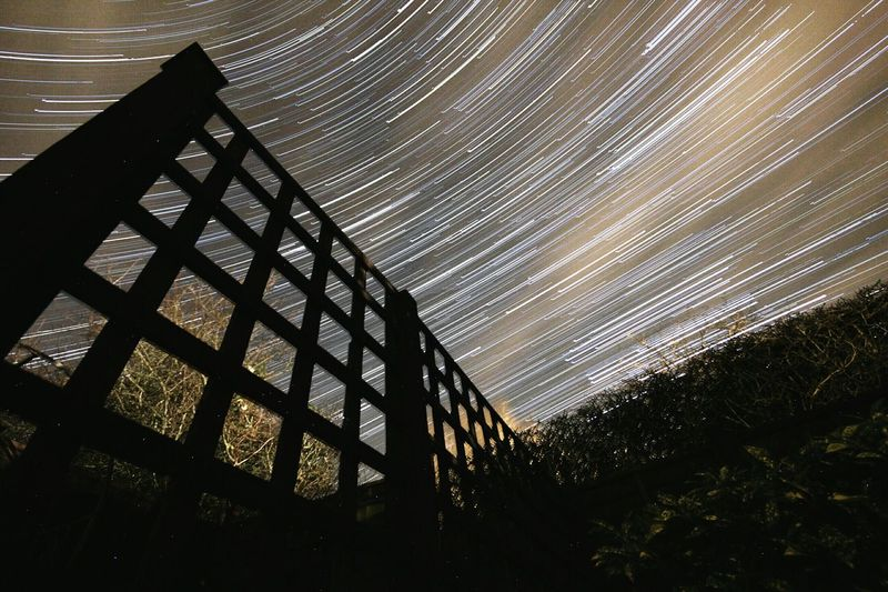 A star trail image i made last night whilst the sky was clear Star Trails Nightphotography Long Exposure Stars Astrophotography Wide-angle Myview Looking Up Can Be So Rewarding Night Shot Amazing
