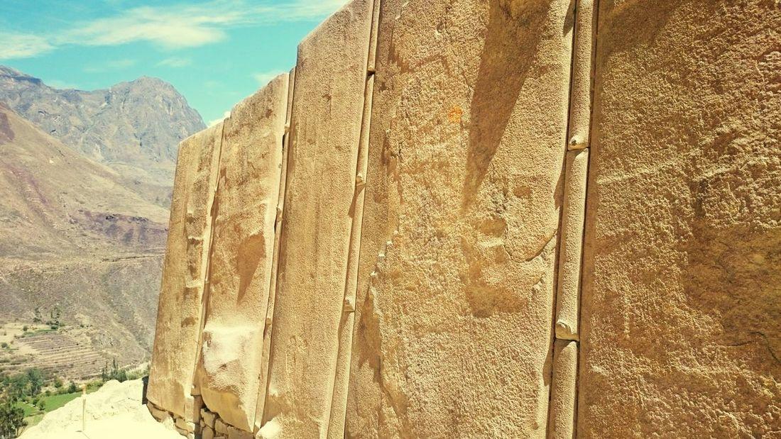 Amazing Inca stones