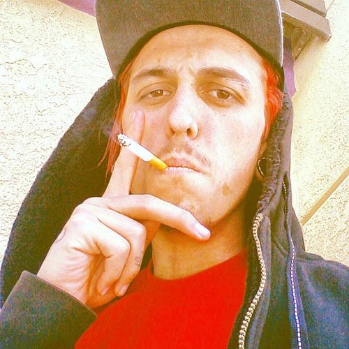 Leftswipethis Redhorror Red Stayup cigarettes nuglife