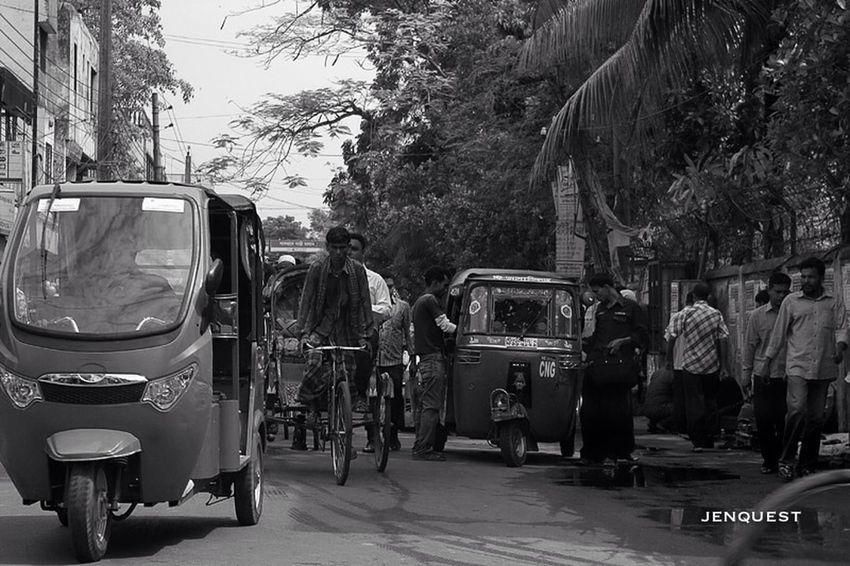 Bangladesh Streetphoto_bw