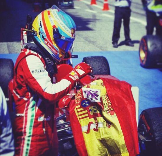 Fernando Alonso Formula1 Scuderia Ferrari Fernando Alonso Monza