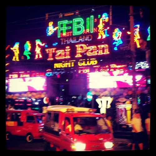 Phuket Patong Banglaroad