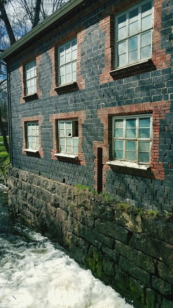 Fiskars Old Buildings Hanging Out Check This Out Spring 2015  Finland
