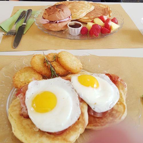 Egg Yolk Sunny