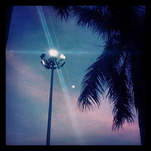 Sunset Moonlight University Stuc Gagans_photography