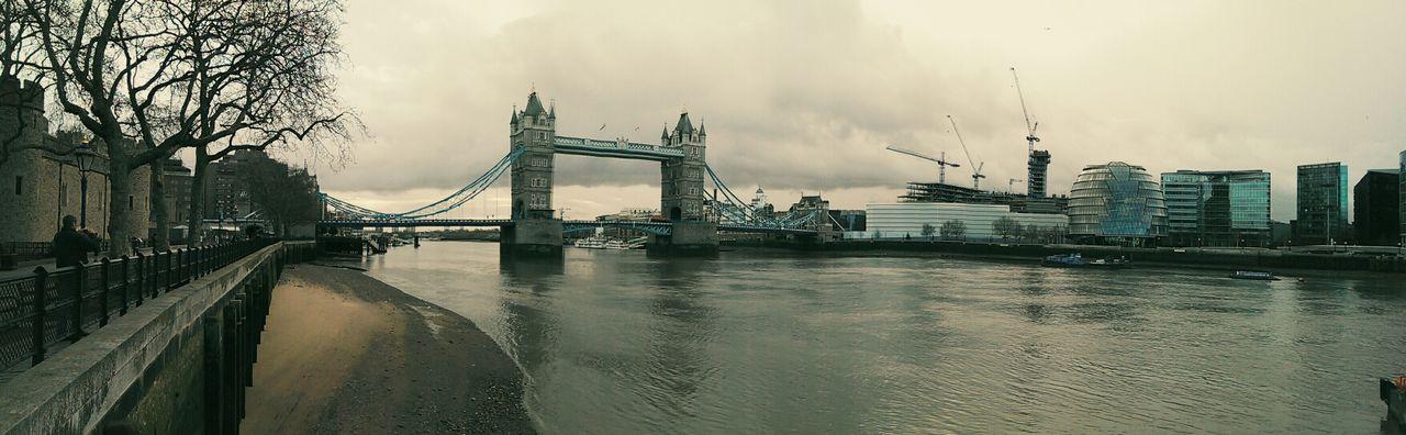 Bridges Panorama Travel Photography