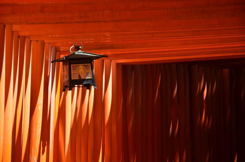 Selective Focus Japanese Shrine Japanese Temple Red Japan Fushimi Inari Shrine Fushimi Inari Kyoto Kyoto Lantern Japanese Lantern Ultimate Japan Color Palette