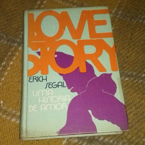 Love Story Lovestory Erichsegal Romance Livrosclassicos literatura books classicbooks