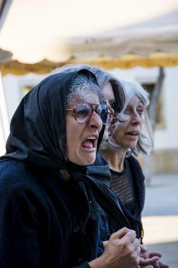 Teatro Callejero las viejas revolucionarias Only Women MovimientoOriginal Nature Drama Photografia