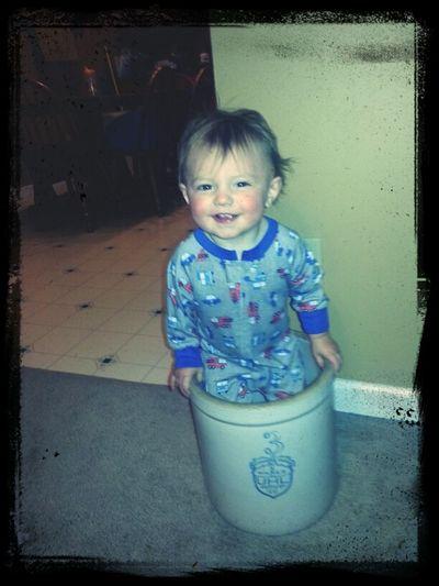 My Cute Nephew!!