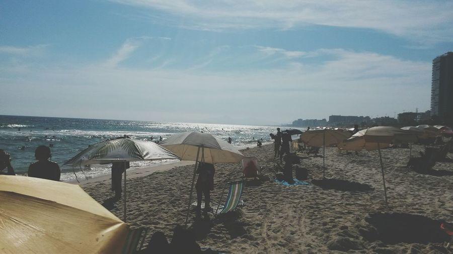 Verão Enjoying The Sun 021 Riodejaneiro Praia Relaxing