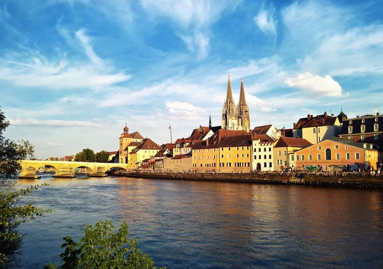 Regensburg and