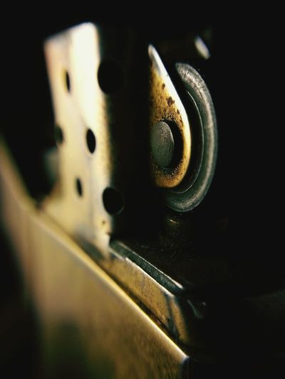 Brass Close-up Everyday Item Indoors  Lighter Macro Photography Macro_collection Macroexperience No People Smoking Zippo🔥
