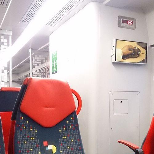 Takie Sprzynty Jezdza Do radomska pociag pkp czestochowa train postep cywilizacja cieplo czysto wifi