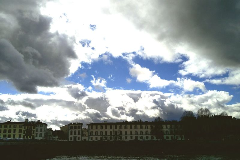 Obscured by the Clouds