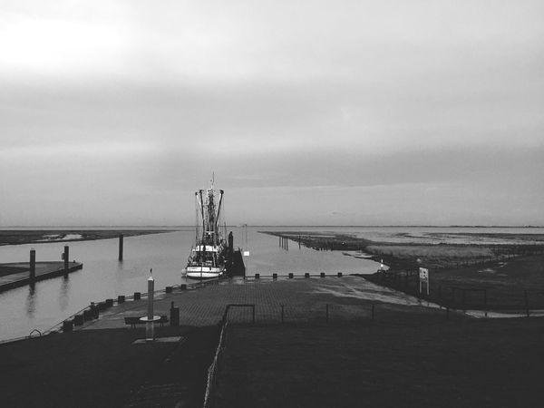 Varel Harbour Germany Friesland