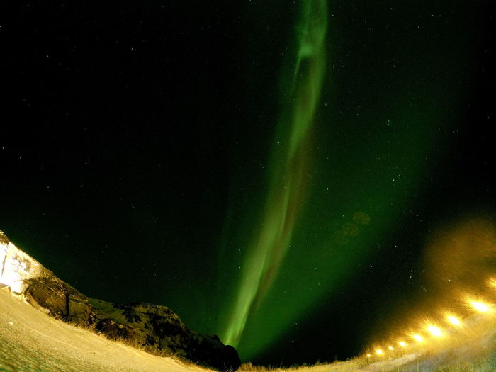 First Eyeem Photo Iceland Icelandtrip Nothernlights Nothern Light Goprohero4 Aurora Chasing