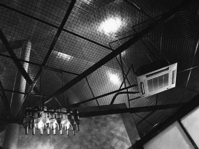 EyeEmNewHere Architecture Built Structure Low Angle View Ceiling Lifestyles