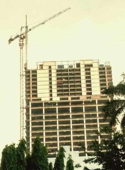 Redmi Note 4G Shot.. Buildings & Sky Buliding Site