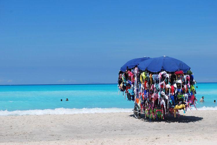 De te onwerkelijke blauwe zeeën en witte stranden First Eyeem Photo