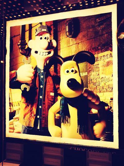 Wallace & Gromit 超級無敵掌門狗