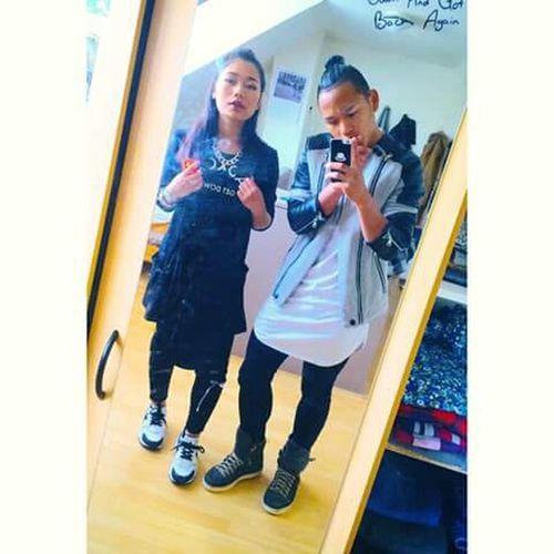 With buddy Outfit Fshionkiller Friends ❤ Buddy Happy People Fashion Hi! BeYourself#<3 Do What You Love