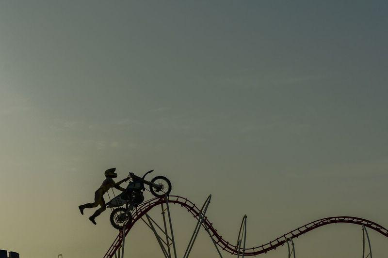 Motocross Sky