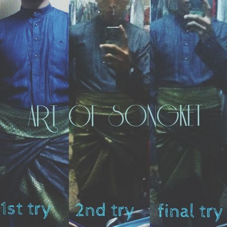 Art Of Songket