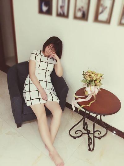 小清新 美女 First Eyeem Photo