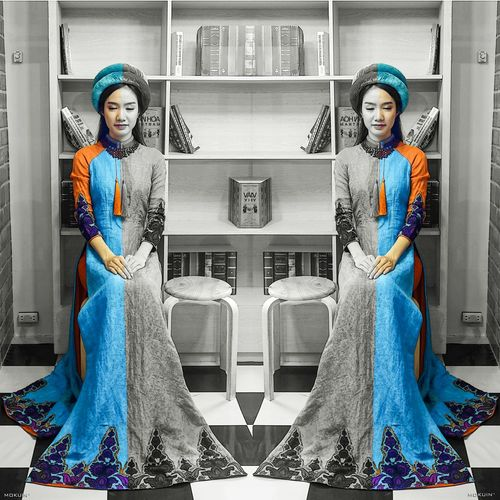 °°° Hồng Tuyết °°° Emotions Taking Photos Effects Colorsplash Model Hotgirl Fashion Cung đình áo Dài ❤