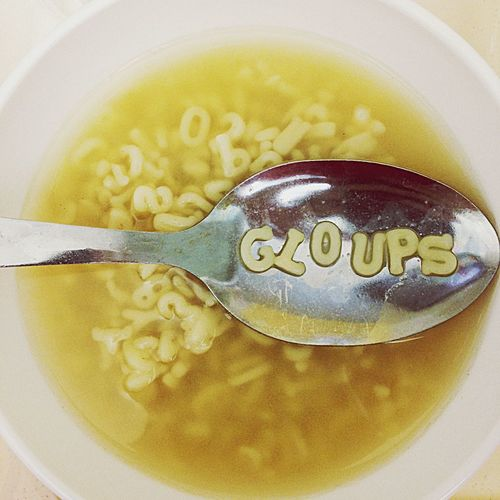 Gloups GLOUPS Endometriosis Fight Like A Girl Hospital Life Hospital Time Endogirl Soupe De Pâtes Aux Lettres Hospital Food Pasta Photography Pasta Text Close-up Indoors  No People Western Script High Angle View Food And Drink Communication Food Spoon Message Kitchen Utensil Yellow Gold