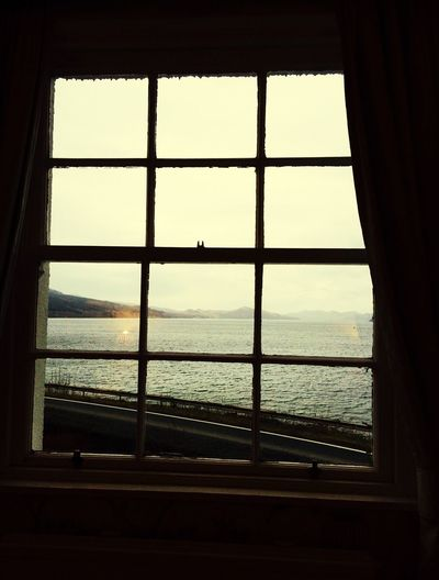 Taking Photos Happy Days Tadda Community Relaxing view from our room, short break at Loch Fyne Scotland xx