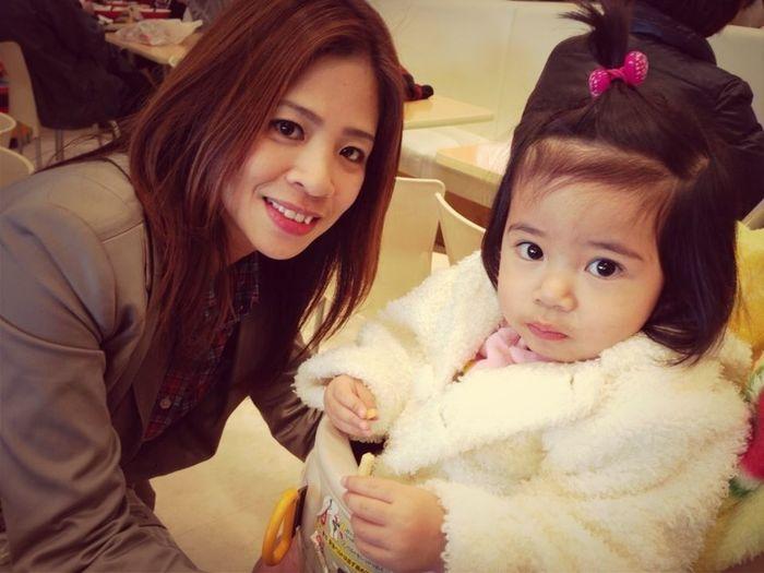 Lunch With Ninang Mari