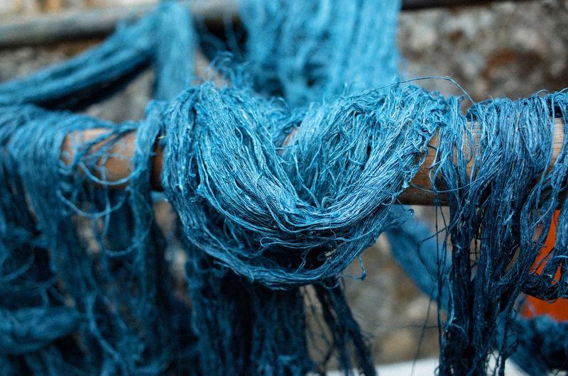 dyeing handmade