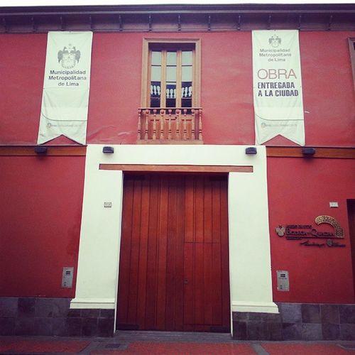Museo de sitio Bodegayquadra Limaperu Instaphoto Photografy photo picture pics instagood arquitectura archidaily galaxycamera junto a dianix8800