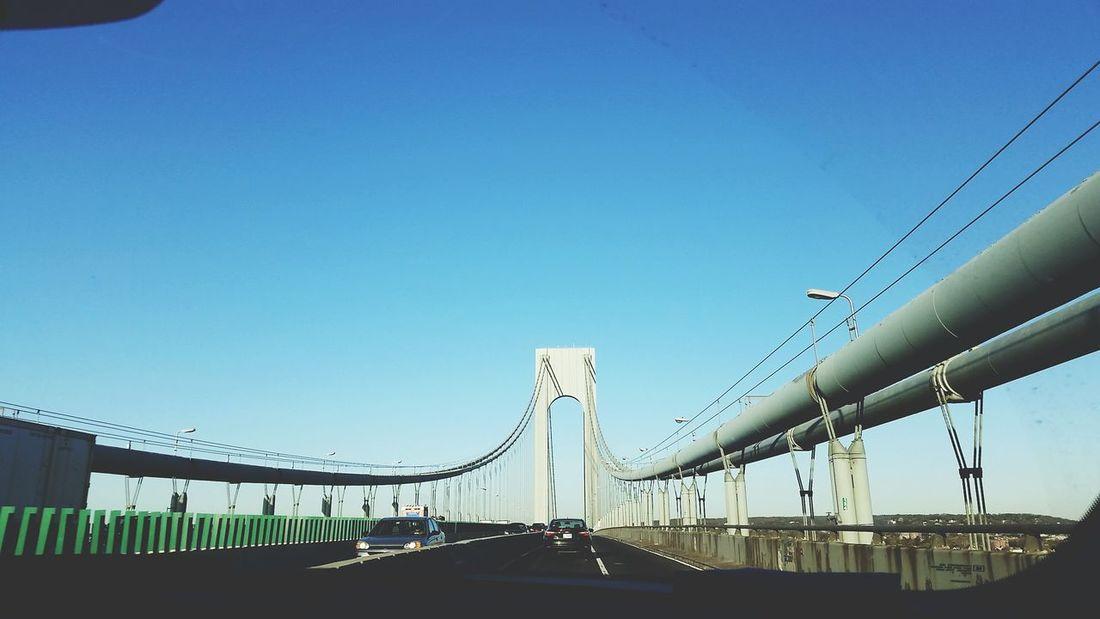 Bridge Under The Bridge Skylover The Traveler - 2015 EyeEm Awards On The Road Architecture EyeEm Best Shots - Architecture My Smartphone Life Share Your Adventure