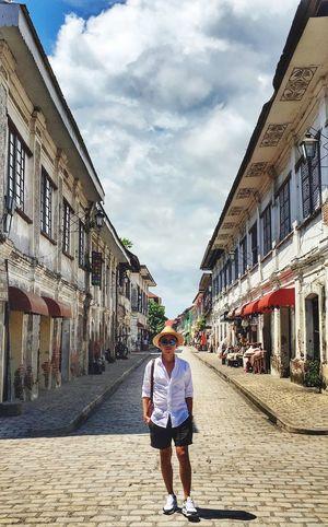 A taste from spanish time Callecrisologo Spanish Vigan Philippines EyeemPhilippines