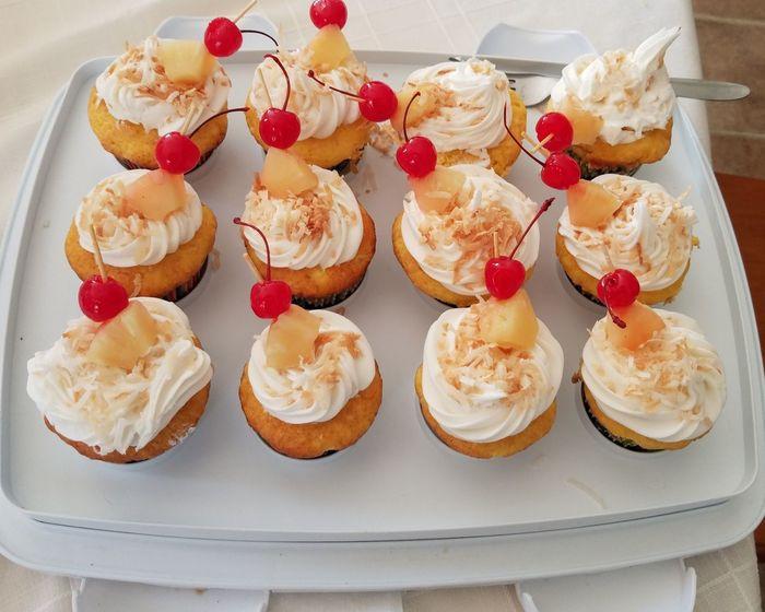 Ready-to-eat Cupcake Freshness Celebration Yummy Part 2