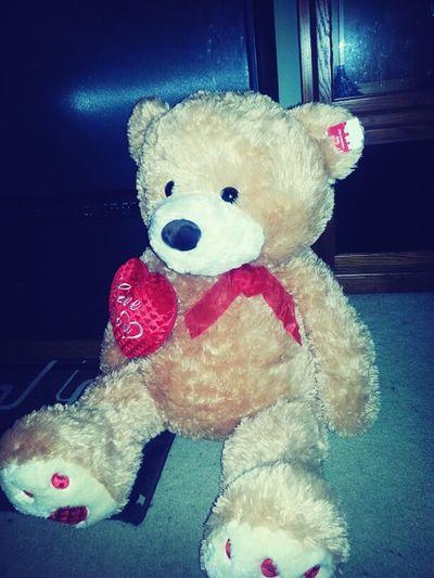 My Boyfriend,  Wilson ; )