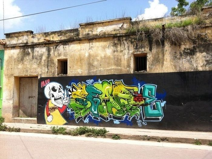 Urban Art By JUNIQE Travel Photography