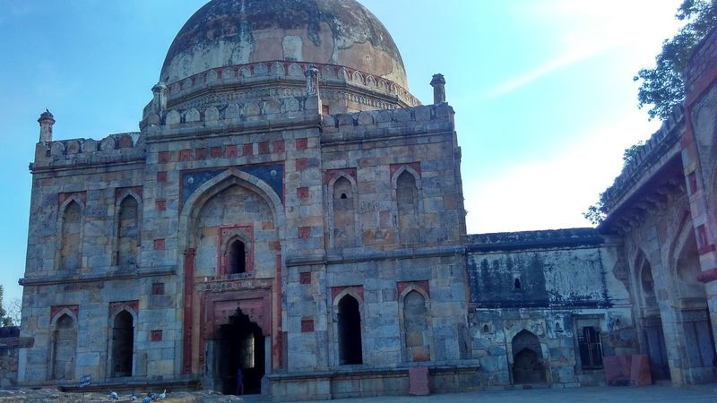 Travel Diaries LodhiGarden Historic Tomb Archeological No Filter, No Edit, Just Photography EyeEmNewHere