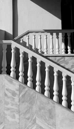 Balustrade Railing In Building