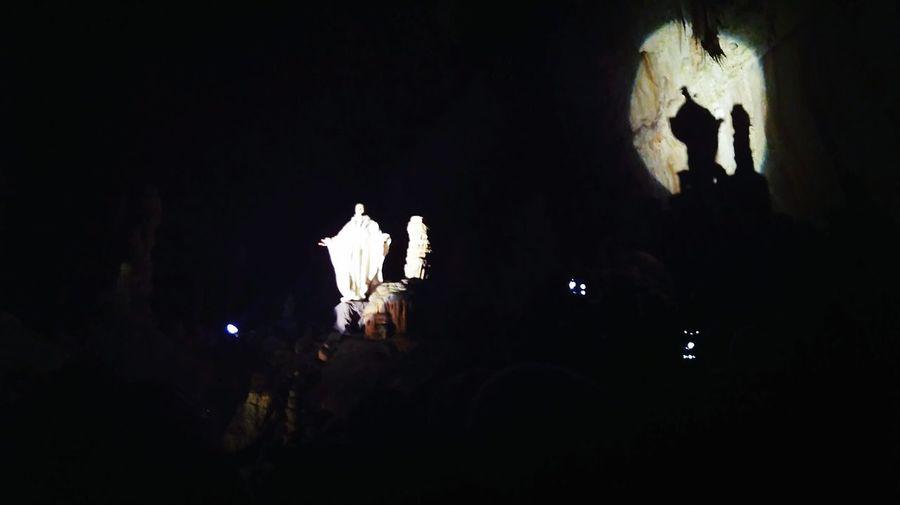 Live Nativity NativityScene Postojna Cave Postojna Caves Slovenia Rethink Things HUAWEI Photo Award: After Dark