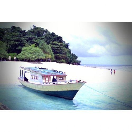 Lihaga Island, Manado -Indonesia Backpackermanado Couchsurfingmanado Travelingram Hidden paradise