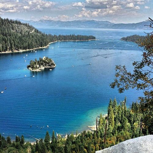 Lake Tahoe, California Laketahoe Bucketlistcheck Keepitblue Daydrives damnnature