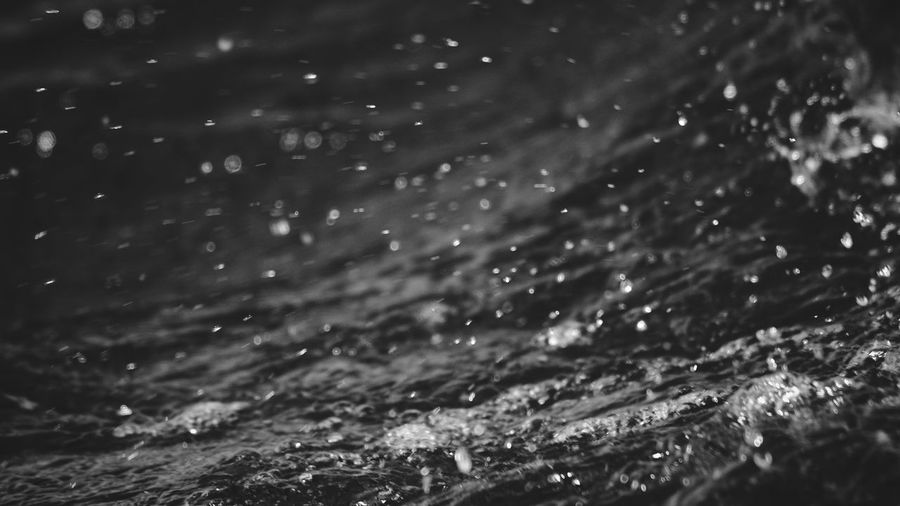 .. III .. Black & White Blackandwhite Dark Monochrome Motion Nature_collection Power In Nature Sea Speed Star Field Water_collection Wet Visual Rhythms Photography In Motion Landscapes With WhiteWall