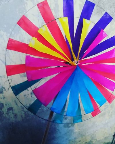 Windmill love 💜😅 Windmill Colours Colourful WhatPalesInComparison Spin Fascination Littlethings